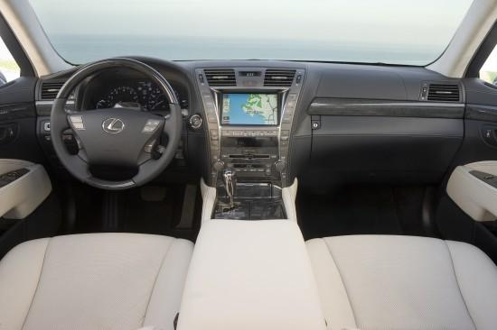 Lexus LS600h Pebble Edition