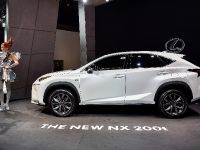 thumbnail image of Lexus NX 200t Paris 2014