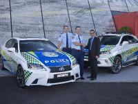 Lexus Police Hi-Vis Hybrids, 2 of 5