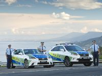 Lexus Police Hi-Vis Hybrids, 3 of 5