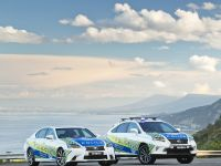 thumbnail image of Lexus Police Hi-Vis Hybrids