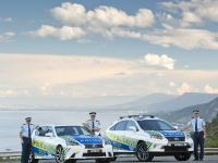 Lexus Police Hi-Vis Hybrids, 5 of 5