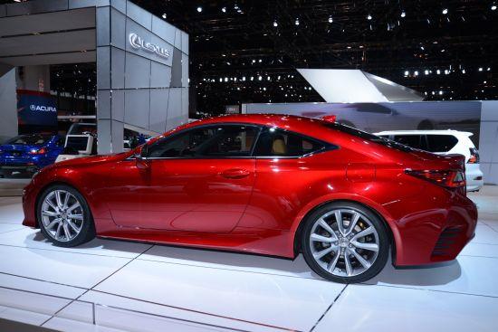Lexus RC 350 Chicago
