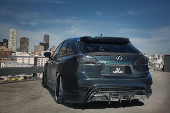 Lexus RX 450h EST Styling