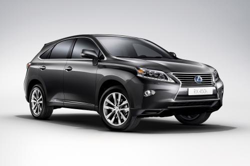 Lexus RX Revisited в Женеве