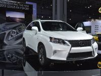 thumbnail image of Lexus RX FSport New York 2012