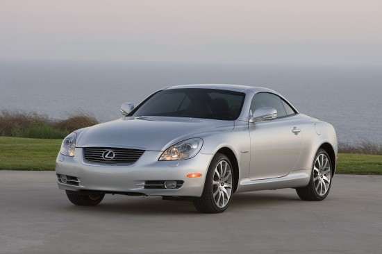 Lexus SC430 Pebble Edition