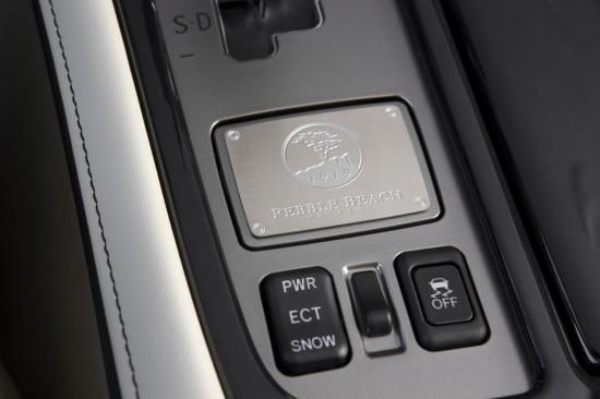 Lexus SC430 Pebble Edition