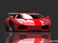 Liberty Walk Lamborghini Aventador LP700-4, 1 of 4