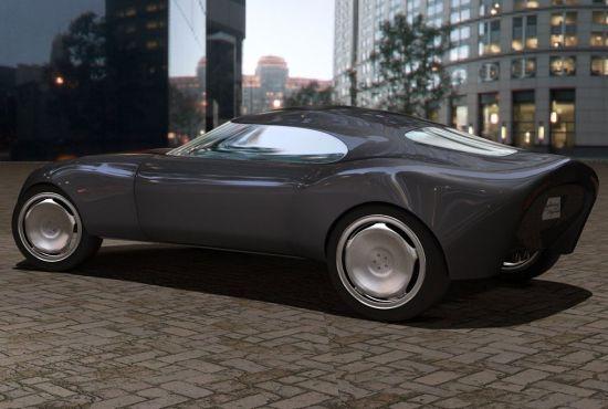 Lightning Hybrids LH4 Concept Rendering