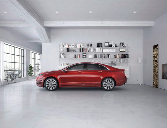 Lincoln MKC and MKZ Black Label Editions