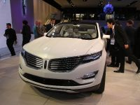 Lincoln MKC Concept Detroit 2013