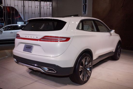 Lincoln MKC Concept New York