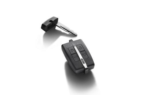 Lincoln MKS особенности отрасли-эксклюзивный securicode keyless entry