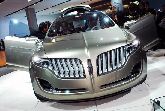 Lincoln MKT Concept Detroit