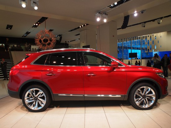 Lincoln MKX Detroit