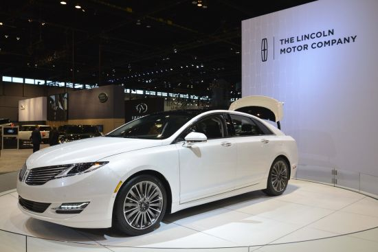 Lincoln MKZ Chicago