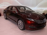 Lincoln MKZ Concept Detroit 2012, 4 of 7