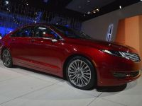 Lincoln MKZ Los Angeles 2012