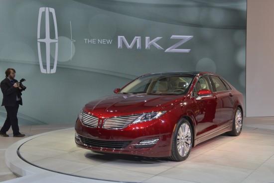 Lincoln MKZ New York