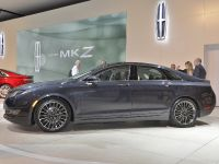 Lincoln MKZ New York 2012