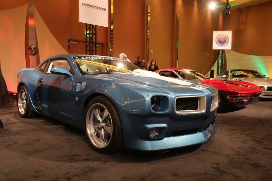 Lingenfelter Camaro Detroit