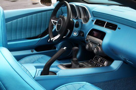 Lingenfelter Chevrolet Camaro LTA Convertible
