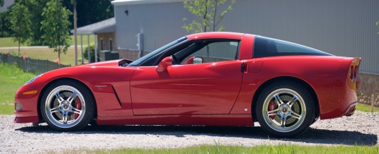 Lingenfelter Chevrolet Corvette C6 Commemorative Edition