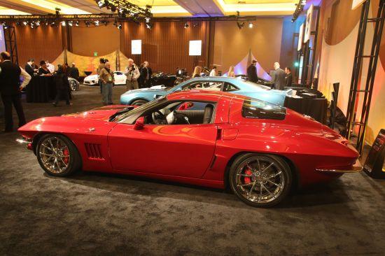 Lingenfelter Corvette Detroit