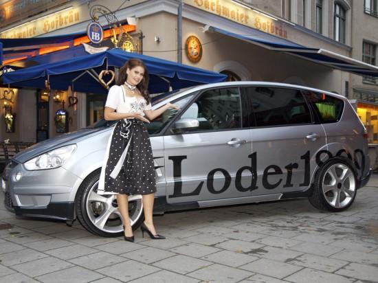 Loder1899 Ford S-Max Oktoberfest Playmate
