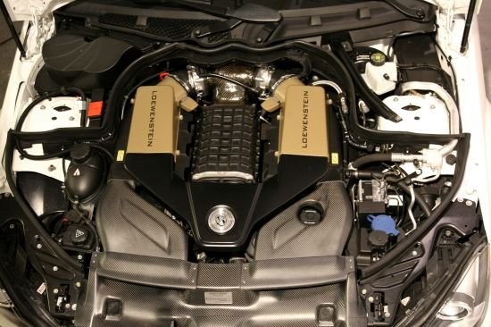 Loewenstein LM63-700 Mercedes-Benz C63 AMG