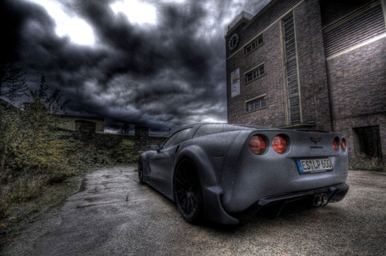 LOMA Performance - Corvette C6.BlackforceOne