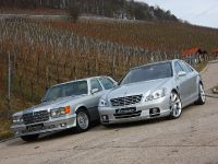 Lorinser Mercedes-benz 450 SEL 6.9 W116, 3 of 3