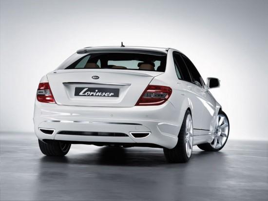 Lorinser Mercedes-Benz C63 AMG LV8