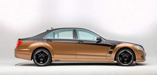 Lorinser Mercedes-Benz S70 6.0 V12 Bi-Turbo