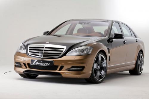 Lorinser Mercedes-Benz S70 с Power Kit