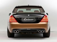 Lorinser Mercedes-Benz S70 6.0 V12 Bi-Turbo, 10 of 20