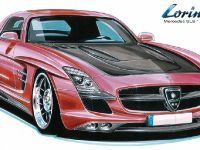 Lorinser Mercedes-Benz SLS AMG Gullwing, 1 of 2