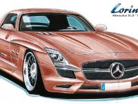Lorinser Mercedes-Benz SLS AMG Gullwing, 2 of 2
