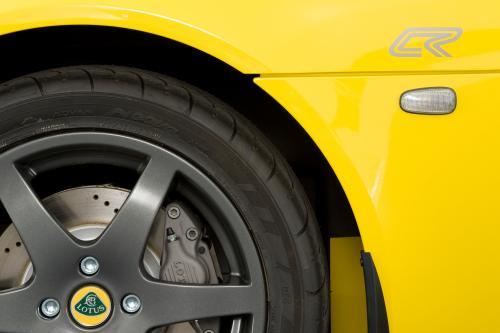 Lotus Elise Club Racer - потрясающее сочетание производительности, эффективности и стиля