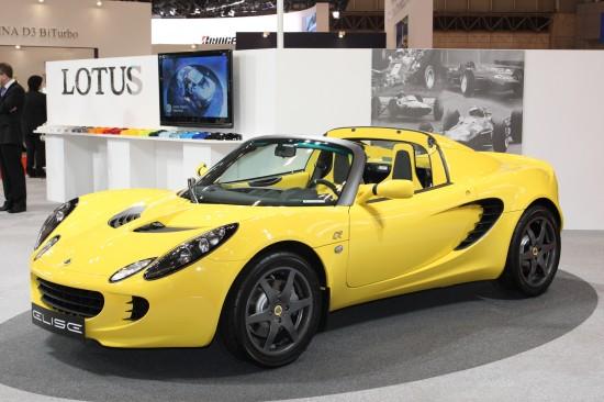 Lotus Elise R Tokyo