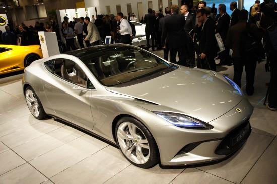 Lotus Elite Paris