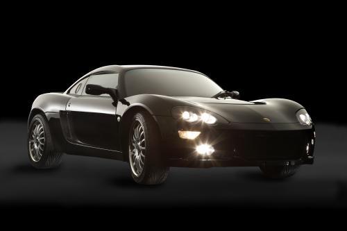 Lotus Europa получает алмазной обработки