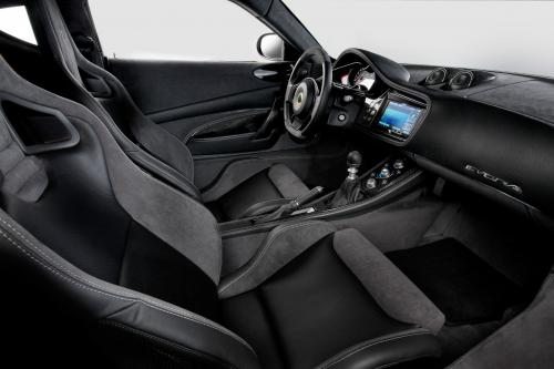 Lotus Evora Carbon Concept официально представлены