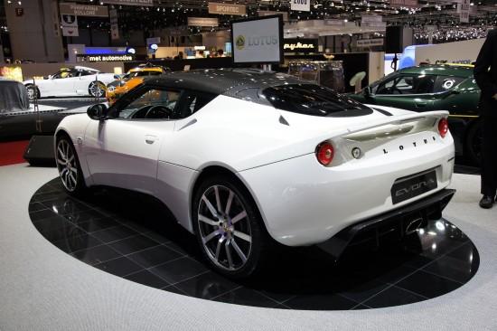 Lotus Evora Geneva