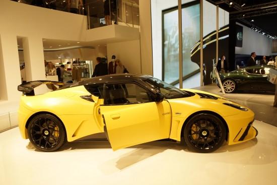 Lotus Evora GTE Frankfurt