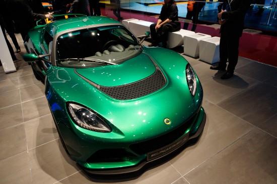 Lotus Exige S Geneva