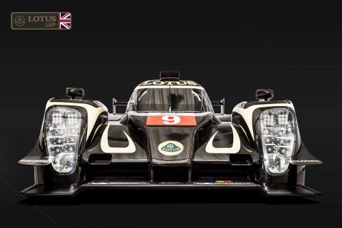 Lotus LMP1 на 24 часа Ле-Мана