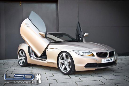 LSD Doors BMW Z4