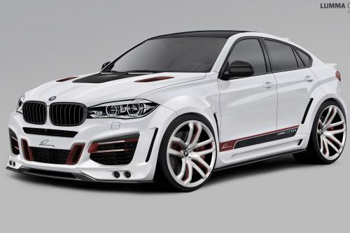 lumma bmw clr x6 r will be ready in 2015. Black Bedroom Furniture Sets. Home Design Ideas